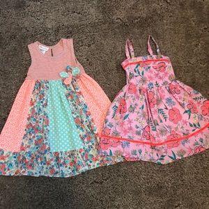 Other - Girl's summer dresses